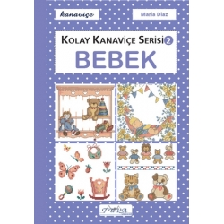 kolay kanaviçe serisi kitabı, etamin bebek odası modelleri
