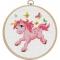 kanaviçe unicorn kit, kanaviçe unicorn modeli