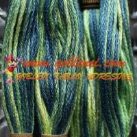 anchor mouline, nakış ipliği,