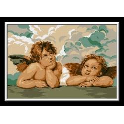 goblen ünlü tablo, michalengelo goblen